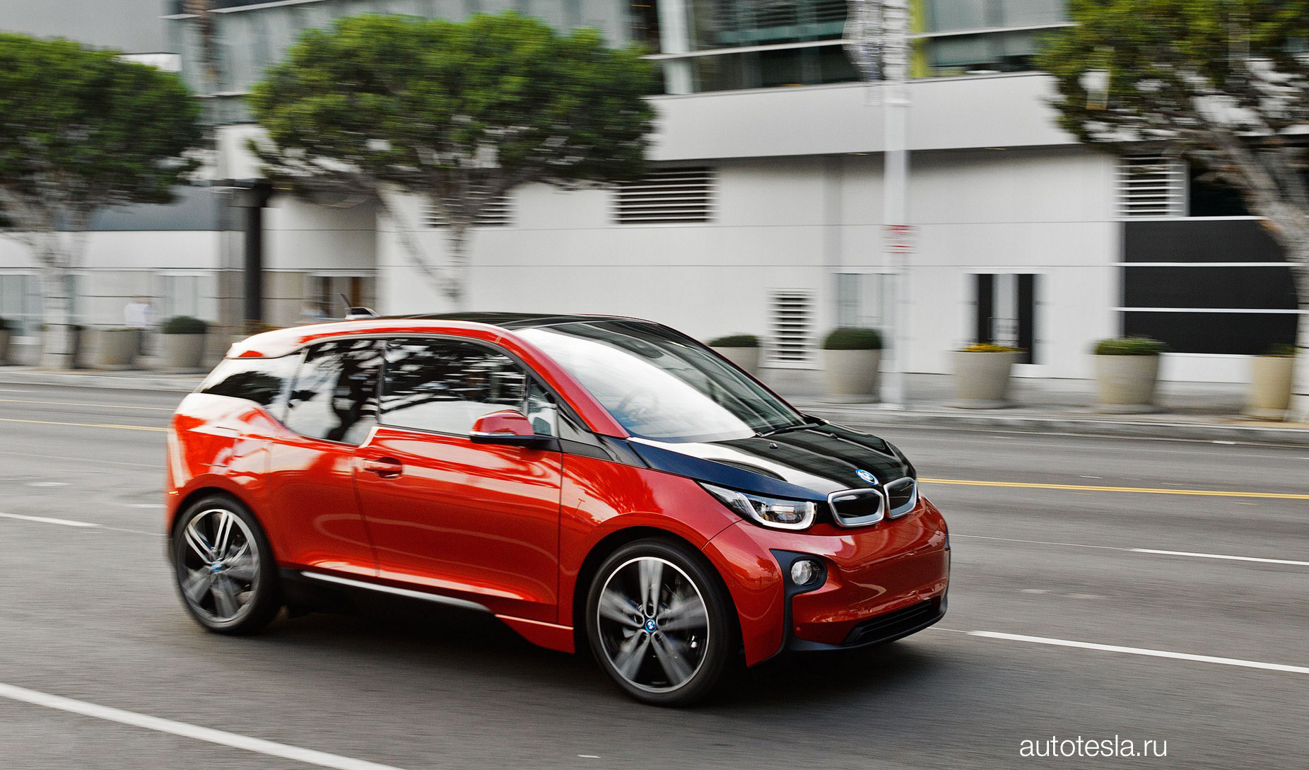 2014 BMW All-Electric i3