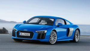 Фото Audi R8 e-tron