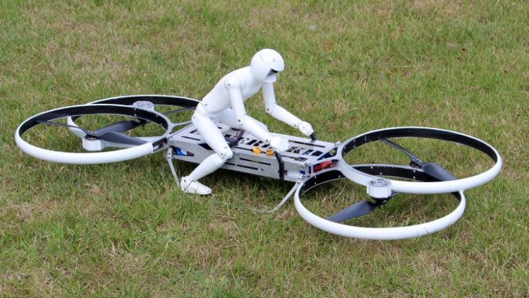 Фото Hoverbike, прототип