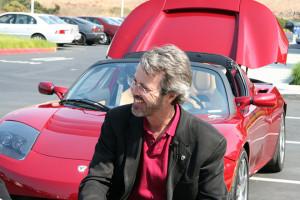 Мартин Эберхард и Tesla Roadster