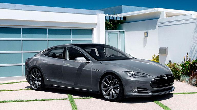 автомобили похожие на тесла модель s