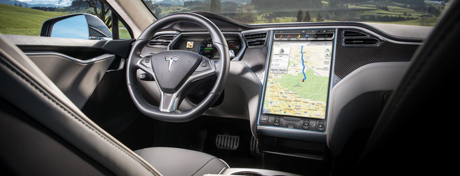 Увеличена дальность хода Tesla Model S за счет ПО
