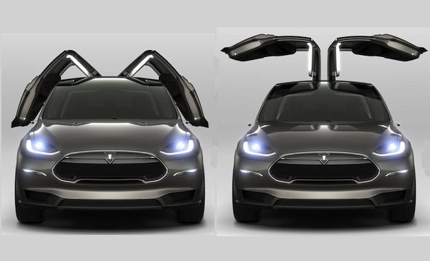 Дата выхода Tesla Model X
