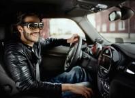 Очки дополнительной реальности от BMW