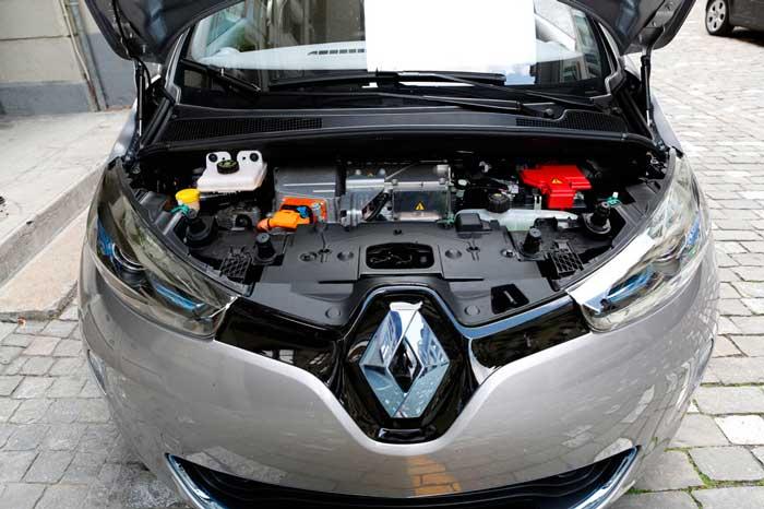 Двигатель Renault ZOE