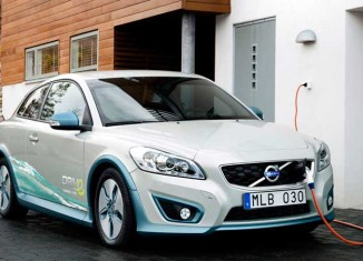 Электромобиль Volvo C30 Electric