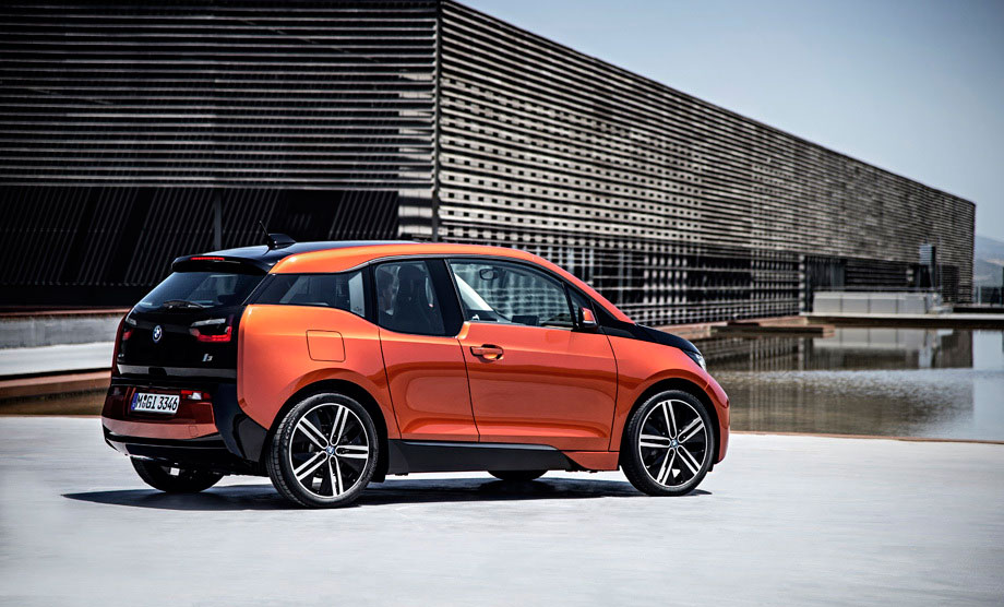 Фото BMW i3
