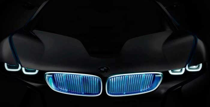 Фото BMW i5