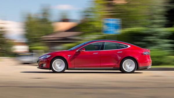 Купить Tesla Model S бу