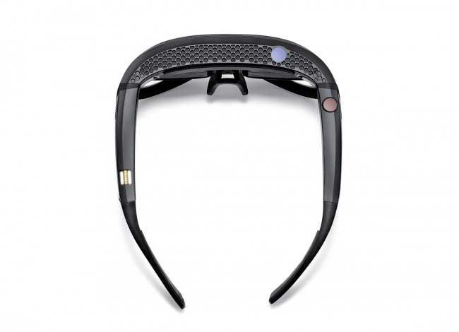 Прототип аналога google glass от BMW