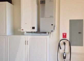 Аккумулятор Tesla для дома