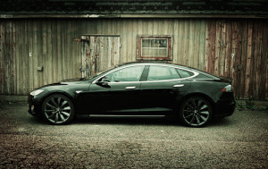 Обзор Tesla Model S P85D