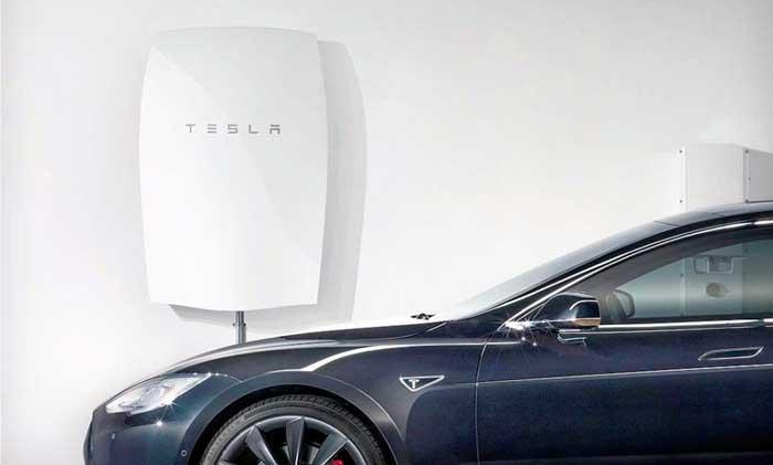 Домашние аккумуляторы от Tesla