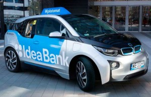 BMW i3 ideabank