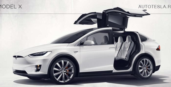 Обзор Tesla Model X