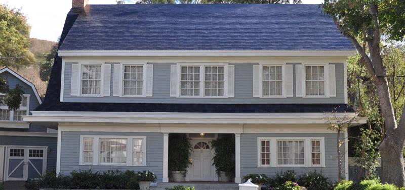 solar roof стекло