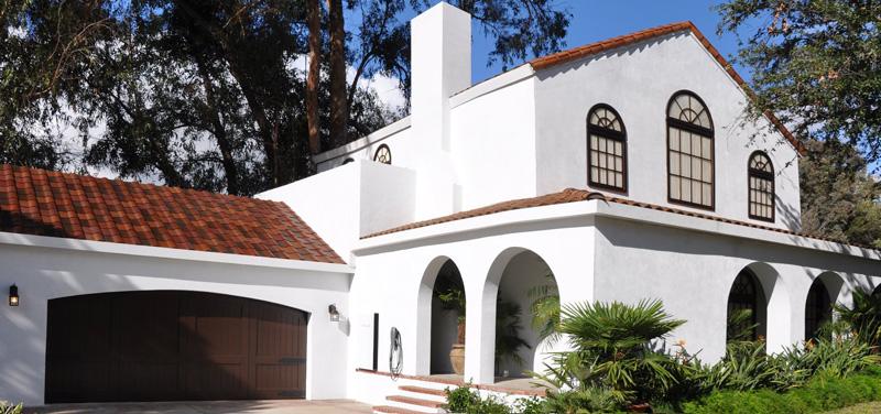 solar roof и powerwall от Tesla