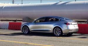 Свежие фото Tesla Model 3